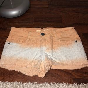 super cute jean shorts, not too short or too long